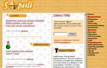 Sopuli.fi kesä-syksy 1999 (pieni)