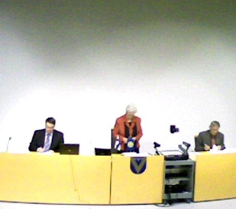 Sastamalan kaupunginvaltuuston ensimmäinen kokous