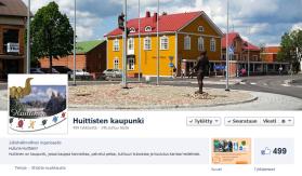 Huittisten kaupungin Facebook-sivu