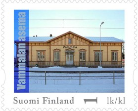 Sastamala Postimerkin päivän 2015 postimerkki