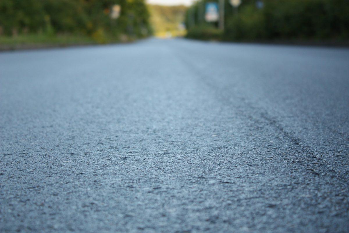 Tie, asfaltti