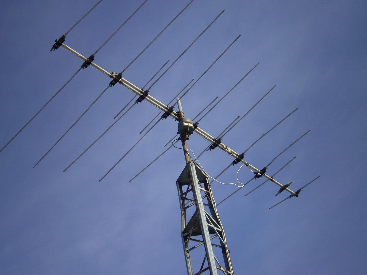 Antenni, televisio