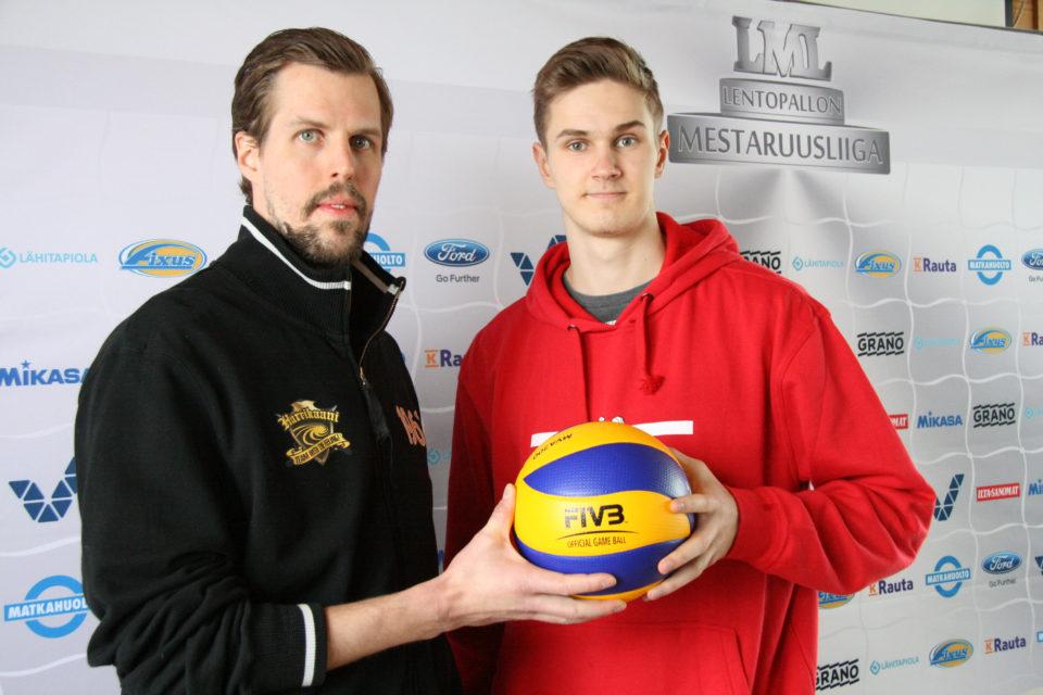 Matti Oivanen & Peetu Mäkinen