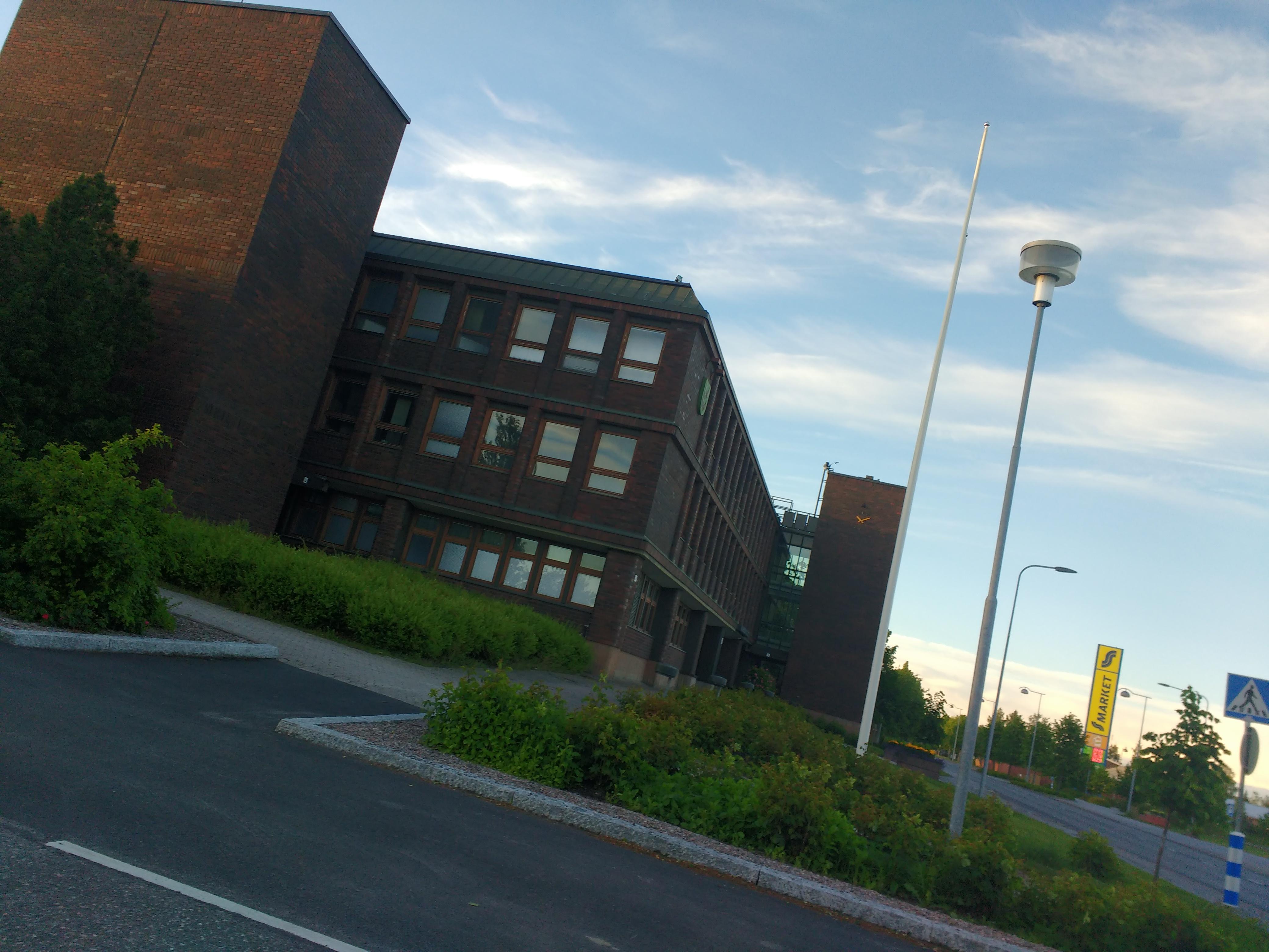Huittinen, kaupungintalo