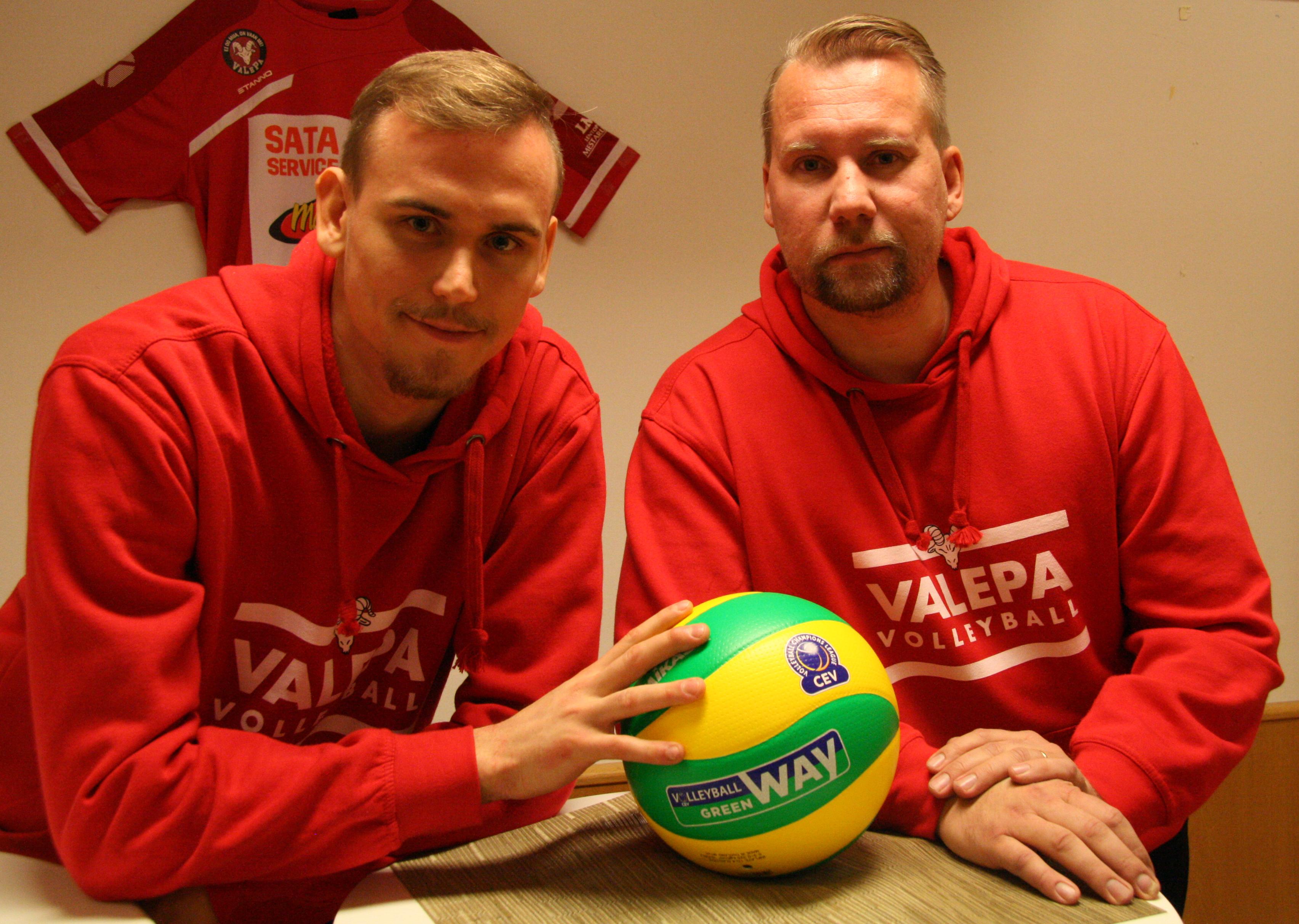 Markus Kaurto ja Sami Kurttila