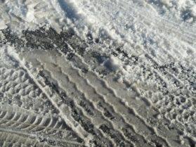 Tie, jää, lumi