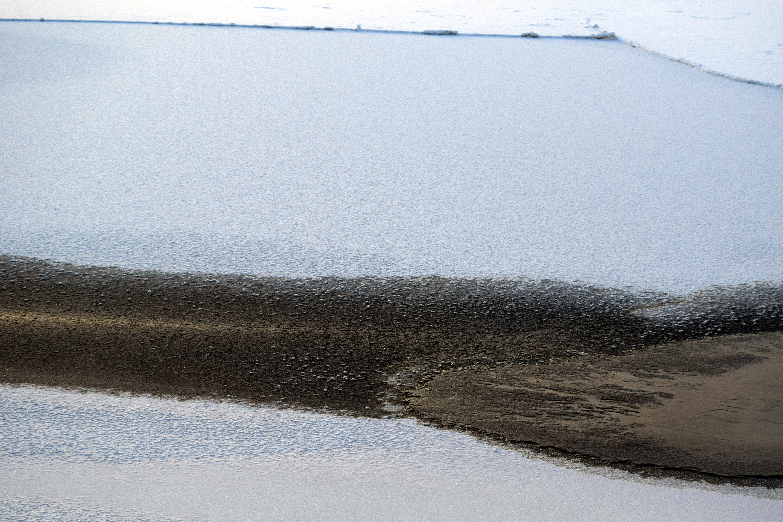 Kokemäenjoki, jää