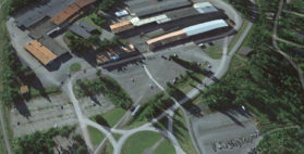 Yrityspuisto Syke, Vammas