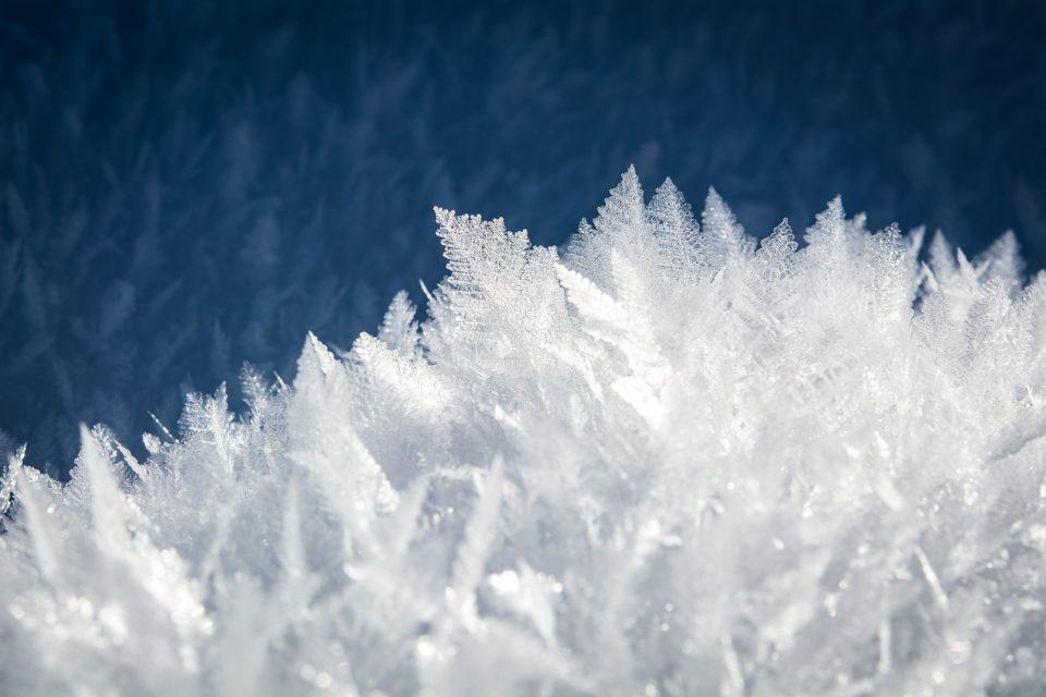 Jää, talvi, pakkanen