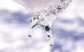 Jää, lumi, sulaa