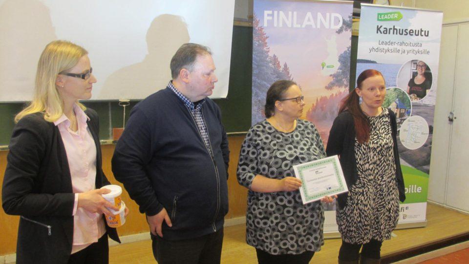 Kokemäki, Tuomaala, Leader Karhuseutu