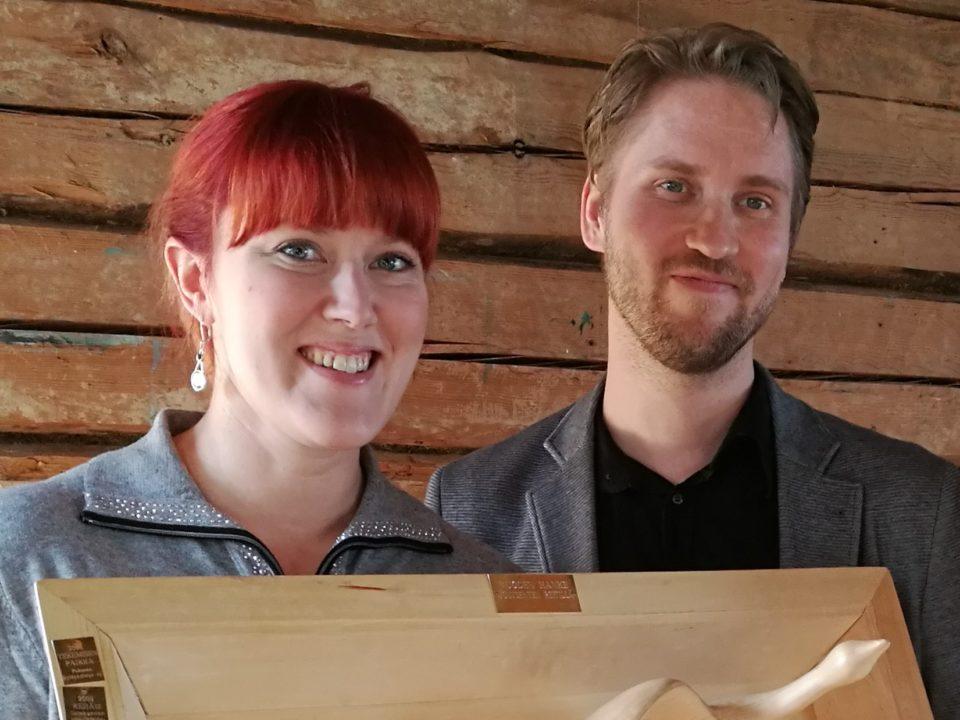 Elina ja Niko Tiainen
