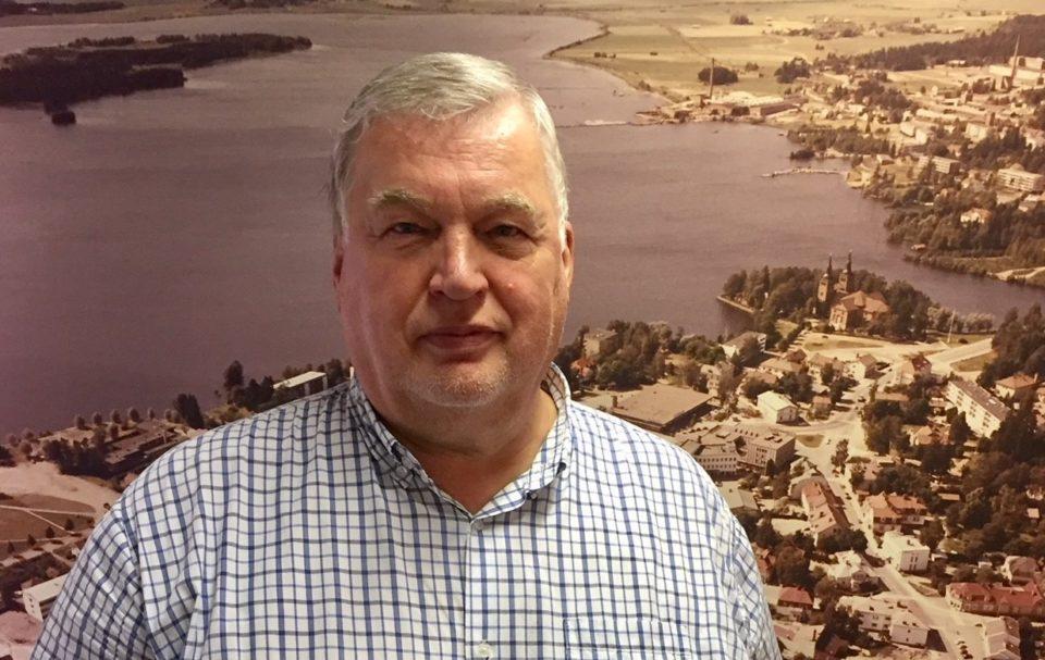Erkki K. Mäkinen