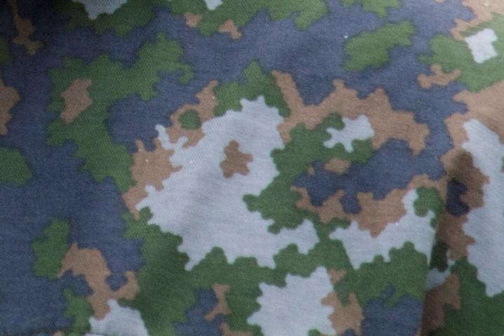 Maastokuosi, puolustusvoimat