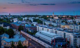 Turku, ilmakuva