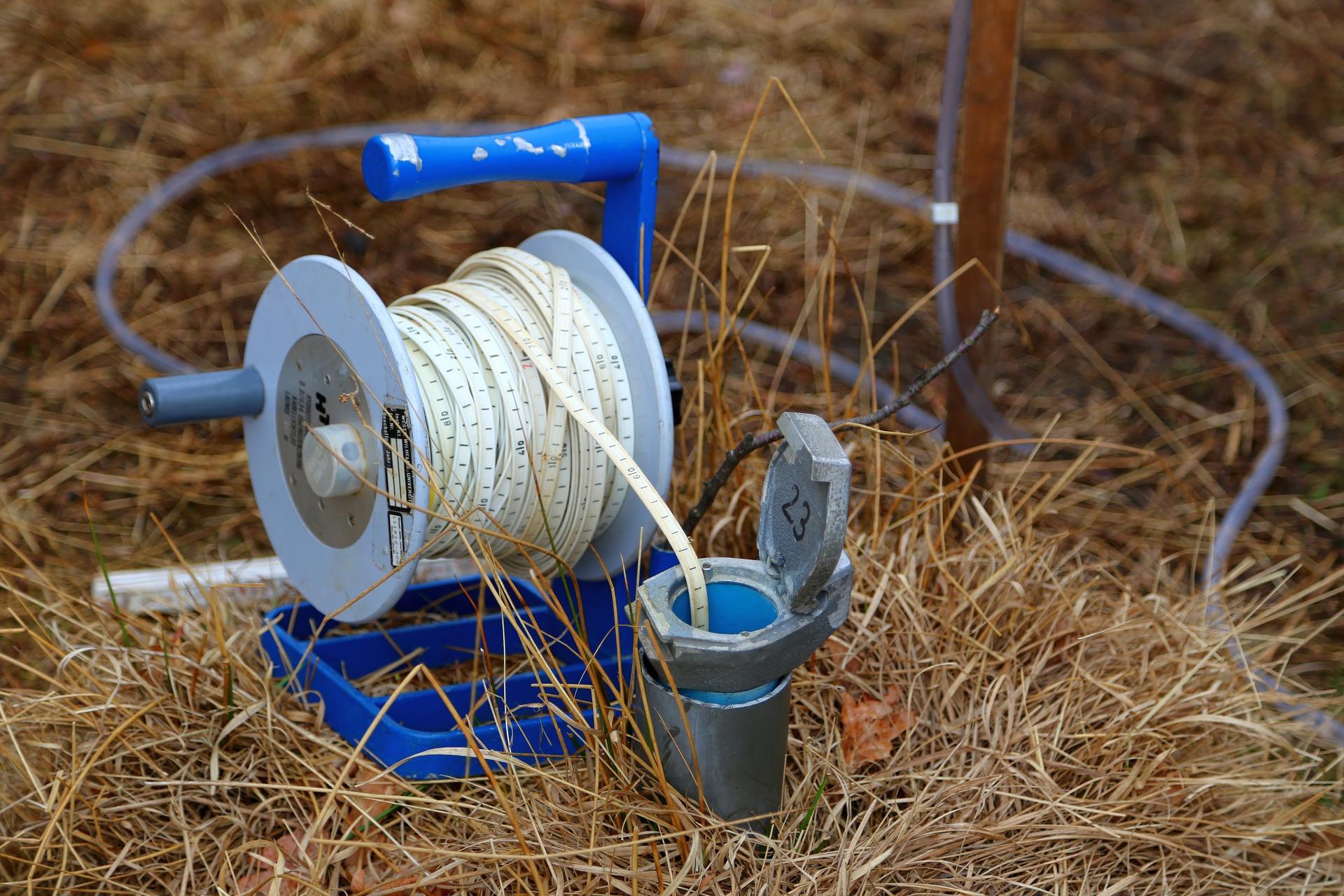 Pohjavesi, mittaus