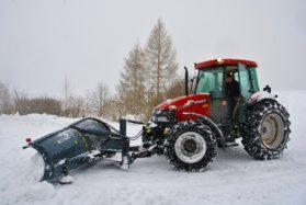 Lumiaura, traktori