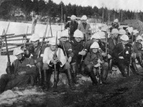 Tie Tampereelle 1918