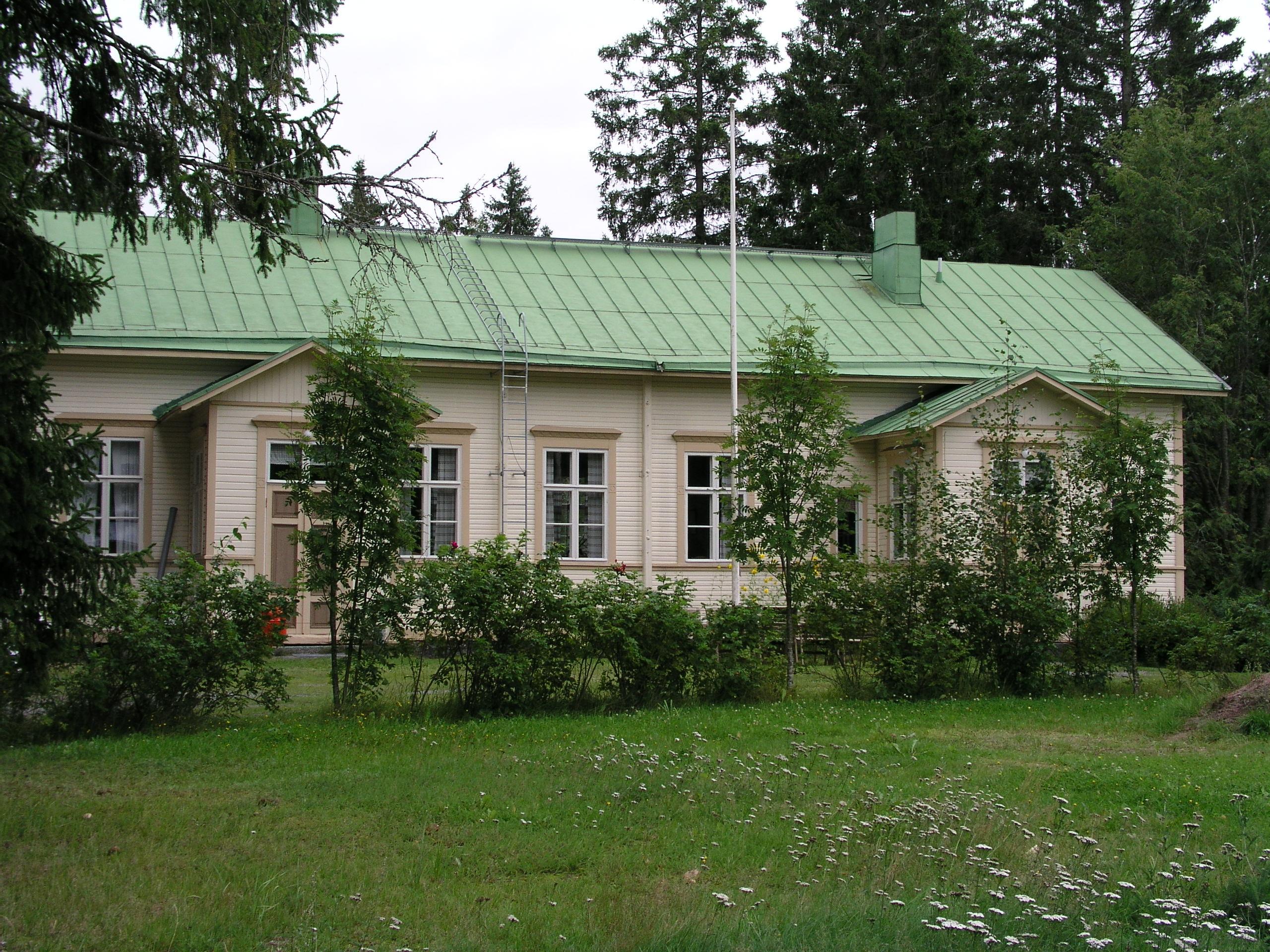 Kiimajärven kylätalo