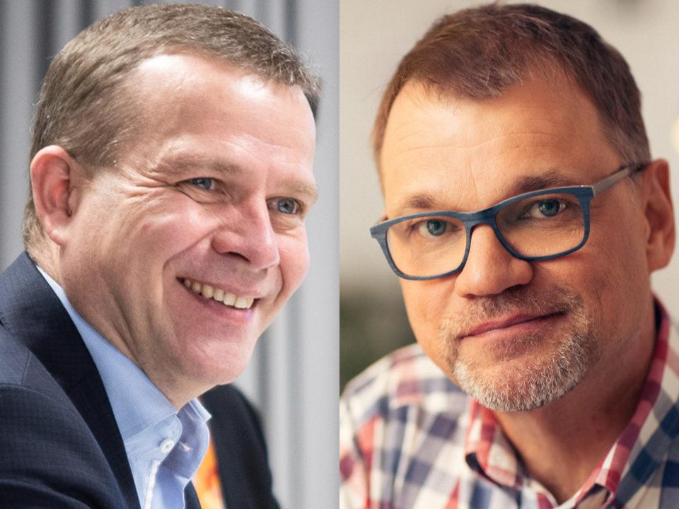 Petteri Orpo, Juha Sipilä