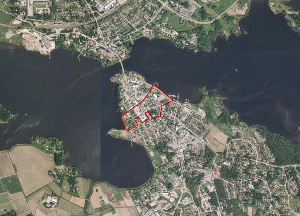 Sastamala, arkkitehtikilpailu