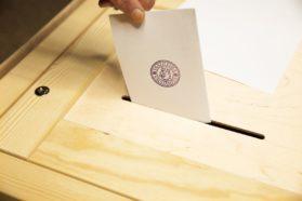 Vaalit, äänestys, vaaliuurna