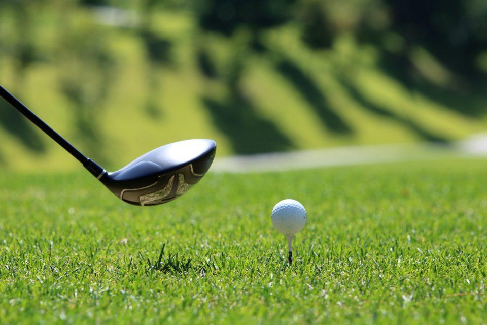 Golfkenttä, golf