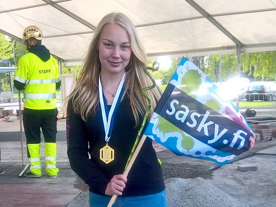 Wilhelmiina Saarijärvi