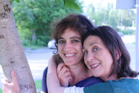 Corina Marti, Evelyn Tubb