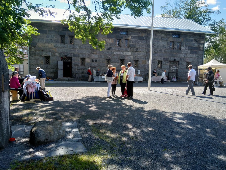 Huittinen, Huittisten museo, Käsityötori