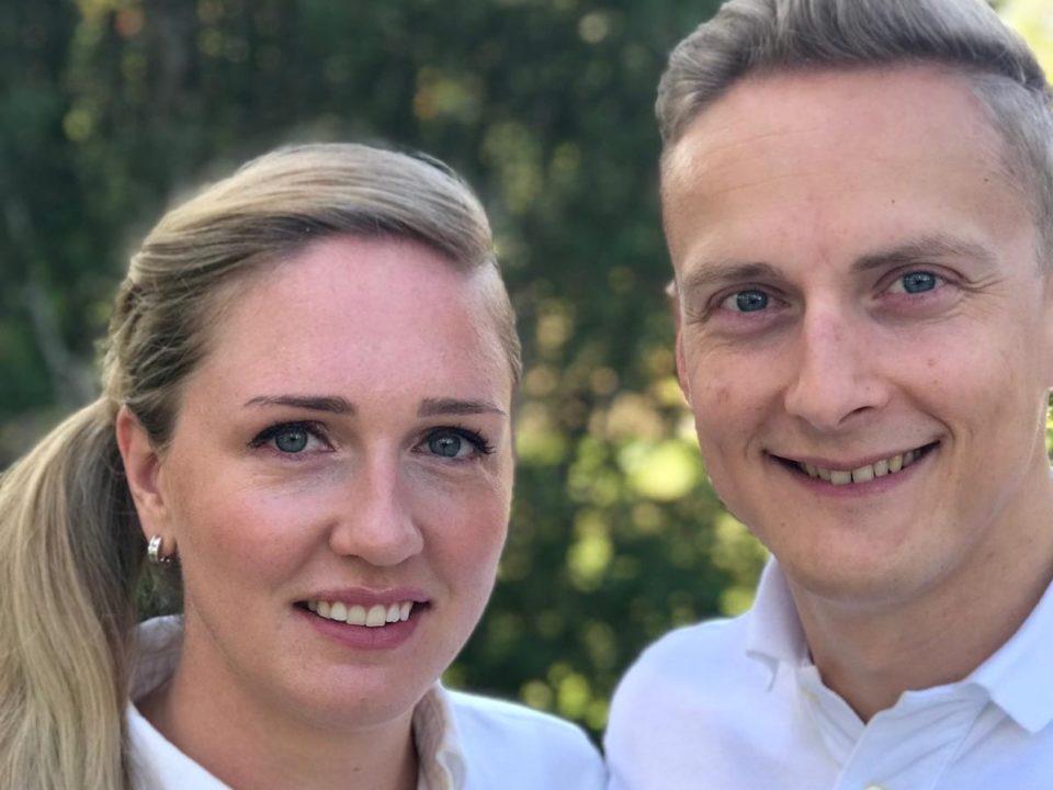 Elina ja Jaakko Kauppinen