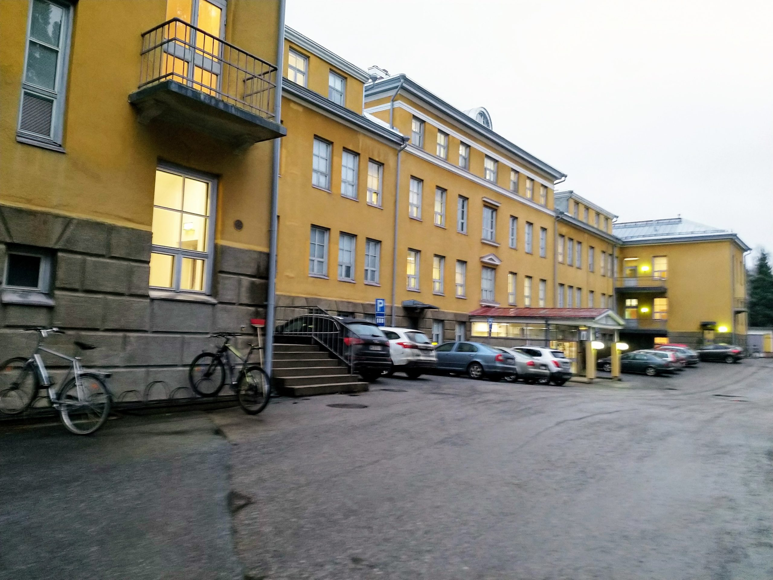 Sastamalan kaupungintalo