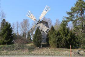 Punkalaidun, Yli-Kirran tuulimylly