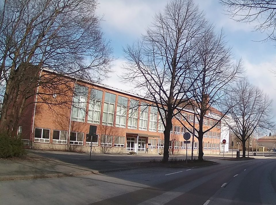 Vammalan lukio, Marttilan koulu