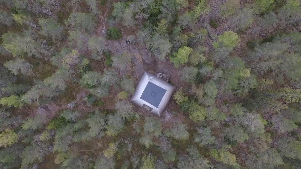 Pirunvuoren kivilinna