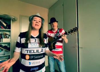 Merja ja Pekka Laaksonen