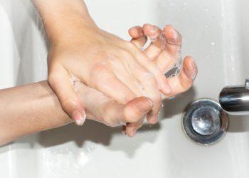 Pese kädet, käsipesu
