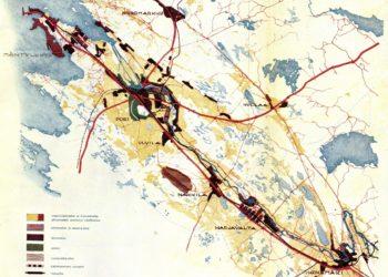 Alvar Aalto, Kokemäenjokilaakson nauhakaupunki