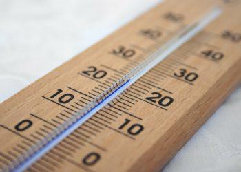 Lämpömittari, lämpötila