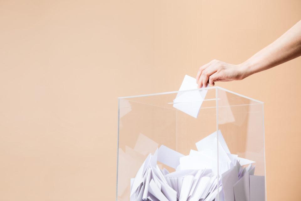 Äänestys, vaalit
