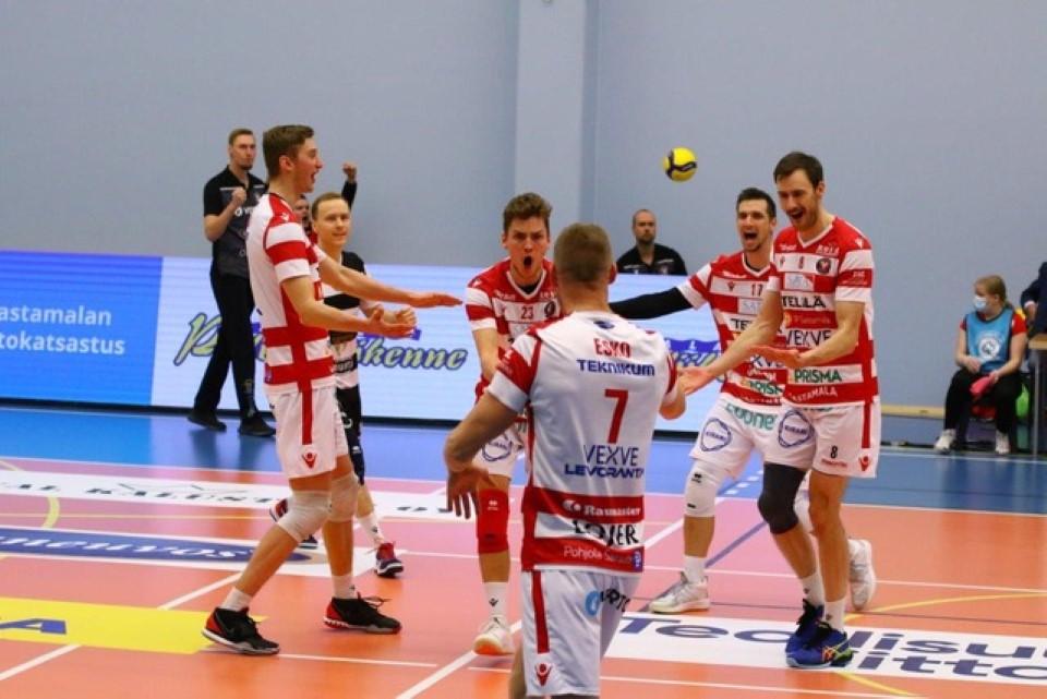 VaLePa, Savo Volley