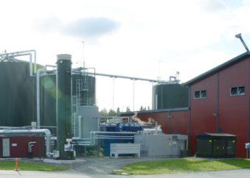 Gasum, Huittisten biokaasulaitos