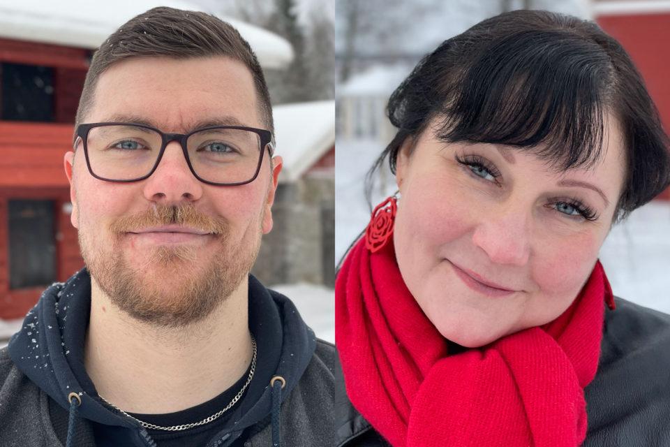 Maajussit Kalle ja Jaana