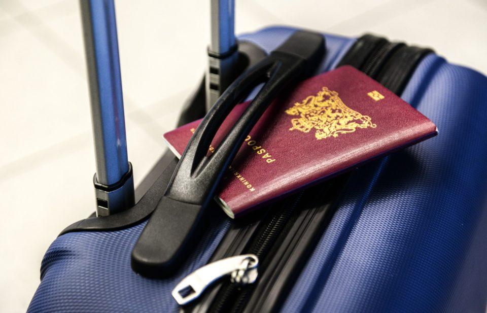 Passi, matkatavarat