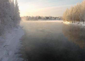 Kokemäenjoki, Kiikka, tulva