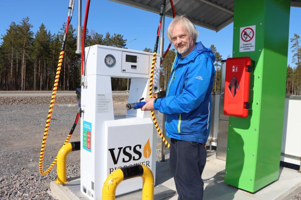 VSS Biopower, Jari Sillanpää