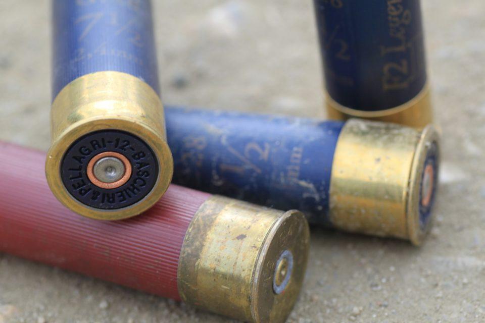 Hylsyt, ase, ampuminen