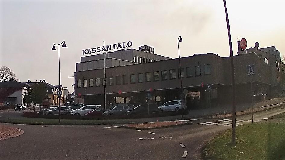 Kassantalo
