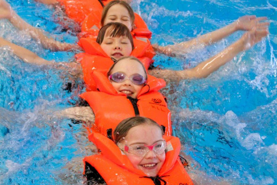Lapset uivat