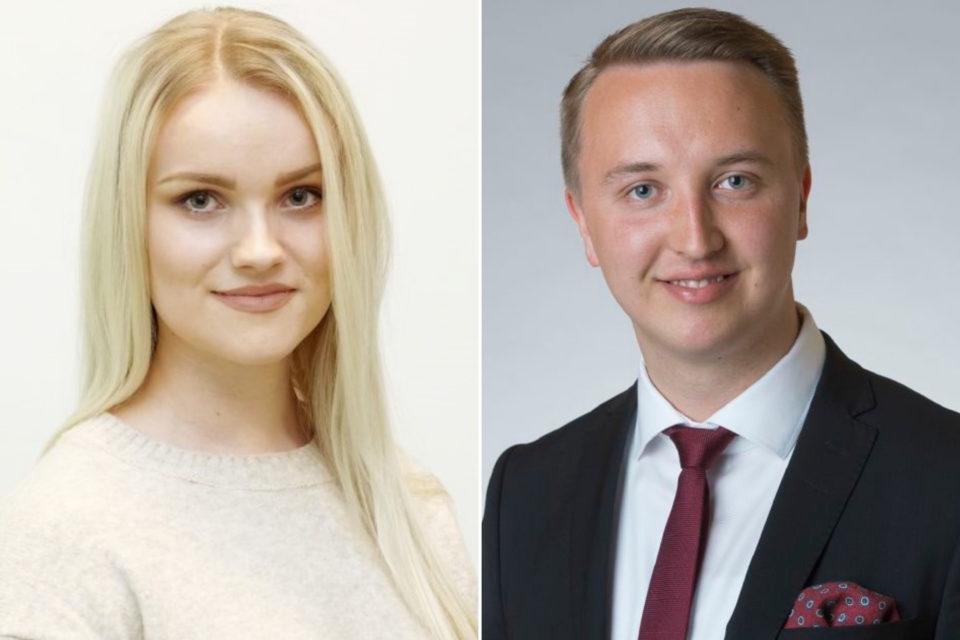 Ida Leino, Ilmari Nurminen